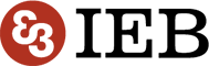 Institu d'Economia de Barcelona logotipo