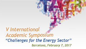 International academic symposium 'Challenges for the energy sector'
