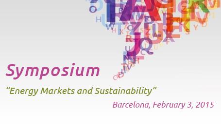International academic symposium 'Energy Markets and Sustainability'